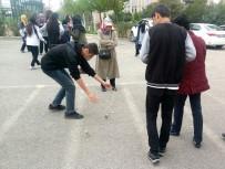 Öğrenciler Yöresel Sokak Oyunlarını Öğreniyor