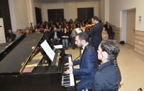 DEVLET OPERA VE BALESI - OMÜ'de Keman Ve Piyano Resitali