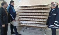 ÖZALP BELEDİYESİ - Özalp Belediyesinden İş Yeri Denetimi