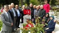 GAZILER - Pamuk Geçidi Şehitleri 25. Yılda Anıldı
