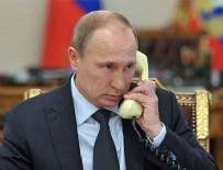 VLADIMIR PUTIN - Putin'den Erdoğan'a tebrik telefonu