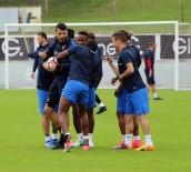 Rabzonspor, Antalyaspor Maçı Hazırlıklarını Sürdürdü