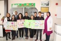 RESİM YARIŞMASI - Sağlıkçı Öğrenciler Obeziteye Savaş Açtı