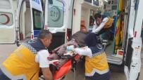 ONDOKUZ MAYıS ÜNIVERSITESI - Samsun'da Silahlı Ve Demirli Saldırı Açıklaması 2 Yaralı