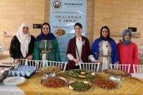 ŞANLIURFA VALİSİ - Şanlıurfa'nın Yöresel Yemekler Sergilendi