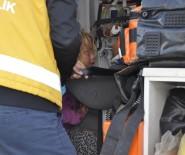 Seydişehir'de Trafik Kazası Açıklaması 8 Yaralı