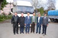 Sinop'tan Suriye'ye Gönül Köprüsü