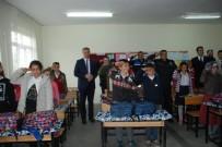 TOPLUM DESTEKLI POLISLIK - TDP'den Okul Öğrencilerine Kırtasiye Yardımı