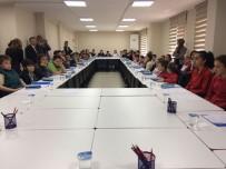 ÇOCUK MECLİSİ - TESKİ Su Çocuk Meclisi 2017 Yılı Genel Kurul Toplantısı Yapıldı