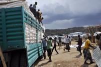 ADDIS ABABA - TİKA'dan Kuraklıktan Etkilenen Etiyopya'nın Somali Eyaletine Gıda Yardımı