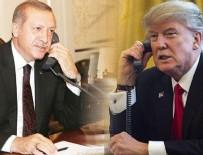 TRUMP - Trump'tan Erdoğan'a: Birlikte yapacağımız çok iş var