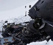 Tunceli Valiliği Açıklaması 'Olumsuz Hava Şartları Helikopter Kazasına Neden Oldu'
