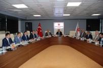 Turizm Koordinasyon Toplantısı Yapıldı