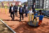 Ünye Belediyesinden 3 Ayda 13 Çocuk Parkı