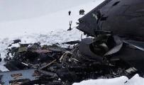 Valilik Açıklaması'Olumsuz Hava Şartları Helikopter Kazasına Neden Oldu'