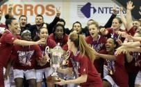 BELLONA - Yakın Doğu Üniversitesi Süper Kupa İçin Dynamo Kursk İle Oynayacak