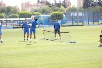 KIRMIZI KART - Adana Demirspor'da Göztepe Hazırlıkları Başladı