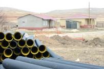 Ağılyazı Mahallesi Kanalizasyon Altyapısına Kavuşuyor