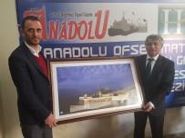 AHMET GENÇ - Ağrı İl Kültür Turizm Müdürlüğü'nden İHA'ya Ziyaret