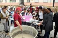 AHMET YESEVI - Ahmet Yesevi İlkokulunda Keşkek Geleneği Devam Etti