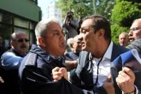OSMAN DOĞAN - Antalya'da Arazi İhalesinde Arbede