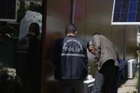 İÇKİ ŞİŞESİ - Antalya'da Molotof Görünümlü Şişe Panik Oluşturdu
