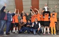 MİMARİ - AOSB Halı Saha Turnuvası Sona Erdi