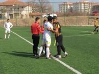 YEŞILTEPE - Arguvan Belediyespor İle İnönü Üniversitesi Baraj Maçında Karşılaşacak