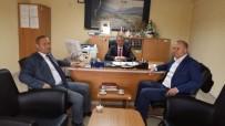 TAPU KADASTRO - Asimder'den Tapu Kadastro Müdürü Yalçın'a Ziyaret