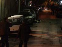 OKUL ÇANTASI - Atina'da korkutan patlama