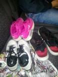 Ayakkabı Çalan 3 Çocuk Yakalandı