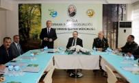 FARUK GÜNAY - Aydın'da Yangın Koordinasyon Toplantısı Yapıldı