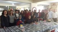 ÇOCUK GELİŞİMİ - Ayvalık'ta Şehit Ömer Halisdemir Çok Programlı Lisesi Öğrencilerinden Engellilere Ziyaret