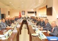 Bakan Eroğlu AK Parti Afyonkarahisar Heyetini Kabul Etti
