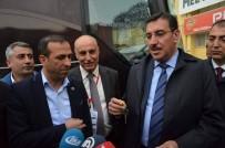 Bakan Tüfenkci Yeni Takım Otobüsünün Anahtarını Teslim Etti