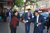 ERSIN YAZıCı - Balıkesir Valisi Ersin Yazıcı'nın Hayırsever Ziyareti