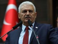 ERKEN SEÇİM - Başbakan Yıldırım'dan Kılıçdaroğlu'na: Millet seni tanımaz