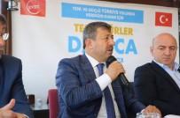SİYASİ PARTİLER - Başkan Karabacak, 'Güçlü Türkiye'nin Önü Açılmıştır'