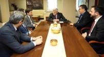 TÜRK DÜNYASI - Başkan Karaosmanoğlu Açıklaması 'Türkiye'nin Kalkınmasında Sorumluluğunuz Var''
