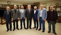 TÜRK DÜNYASI - Başkan Karaosmanoğlu, Derinceli Esnaflara Teşekkür Etti