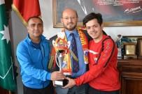 Başkan Özcan'dan Şampiyon Takıma Teşekkür