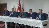 Başkan Tiryaki'den Altındağ İlçe Teşkilatına Teşekkür