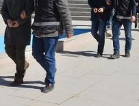 FETÖ TERÖR ÖRGÜTÜ - Başkent'te FETÖ operasyonları: 55 gözaltı
