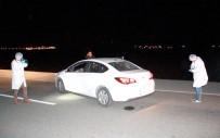 İTİRAF - Batman'da Otomobili Tarayan Katil Zanlısı Yakalandı