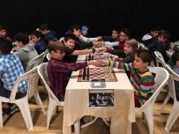 BARBAROS HAYRETTİN PAŞA - Bilgievi Satranç Turnuvasında Dördüncü Etap Tamamlandı