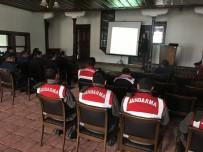 FEDAKARLıK - Boğazkale'de Kolluk Personeline Değerler Eğitimi Verildi