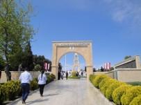 ŞEHİTLİKLER - Burhaniye'de Liselilerin Çanakkale Gezisi