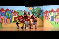 ÇOCUK OYUNLARI - Büyükşehir'den Çocuklar İçin Tiyatro Şenliği