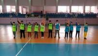 Çamlıca Okullarında Öğrencilerin Badminton Keyfi