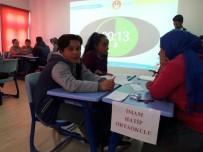 DİN KÜLTÜRÜ - Çavdarhisar'da Ortaokullar Arası Bilgi Yarışması